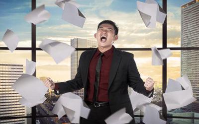 Stuck in paperwork | pfaasia.com