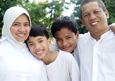 Muslim estate | pfaasia.com